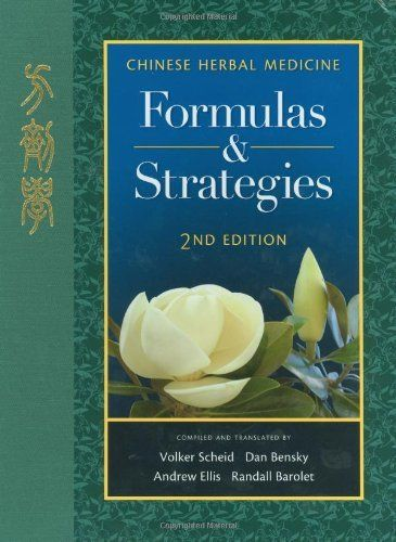 Chinese Herbal Medicine: Formulas & Strategies (2nd Ed.) by Volker Scheid, http://www.amazon.com/dp/093961667X/ref=cm_sw_r_pi_dp_IRgZrb1EHQ2SG