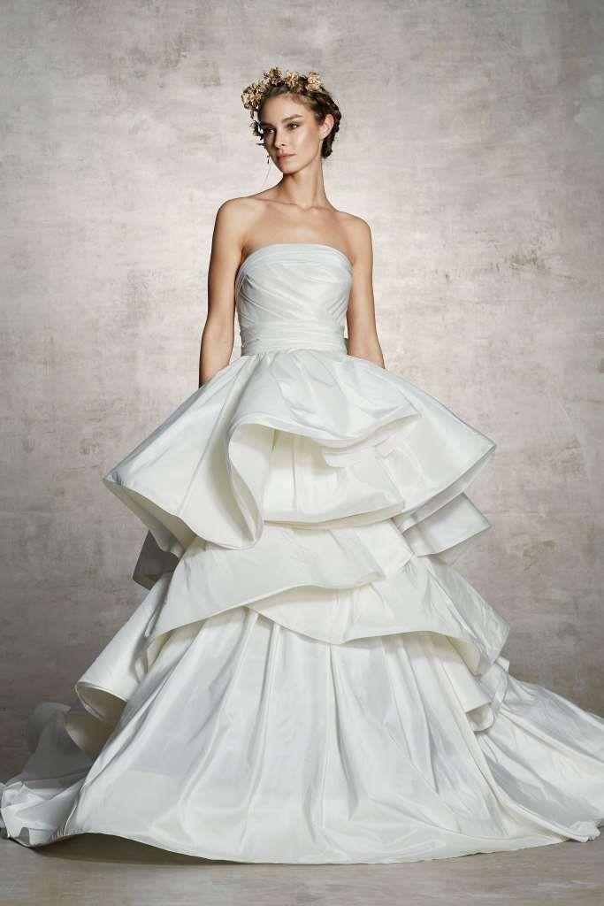 95f524dec127 Marchesa abiti da sposa 2019