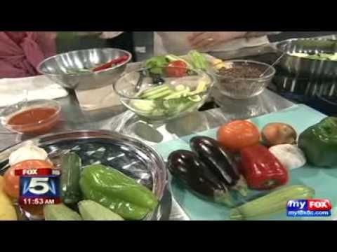 Iraqi food (Stuffed Zucchini's)