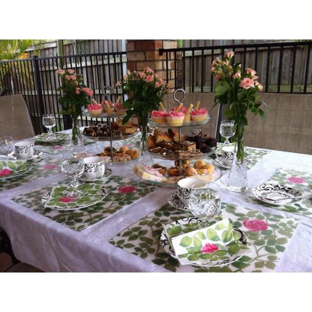 Birthday High tea by Jessie Landreth