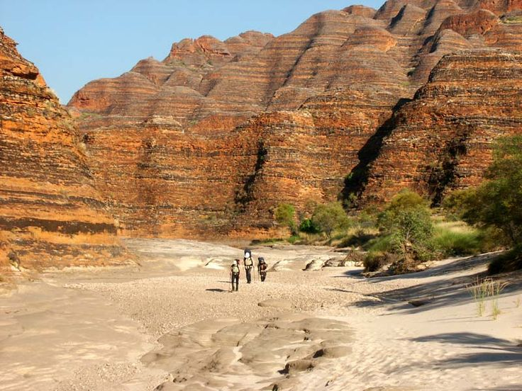 """Purnululu is the park which contains the famous Bungle Bungles. (""""Purnululu"""" means sandstone in the local Kija Aboriginal language. The name """"Bungle Bungle"""" ..."""