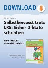 Arbeitsblätter LRS