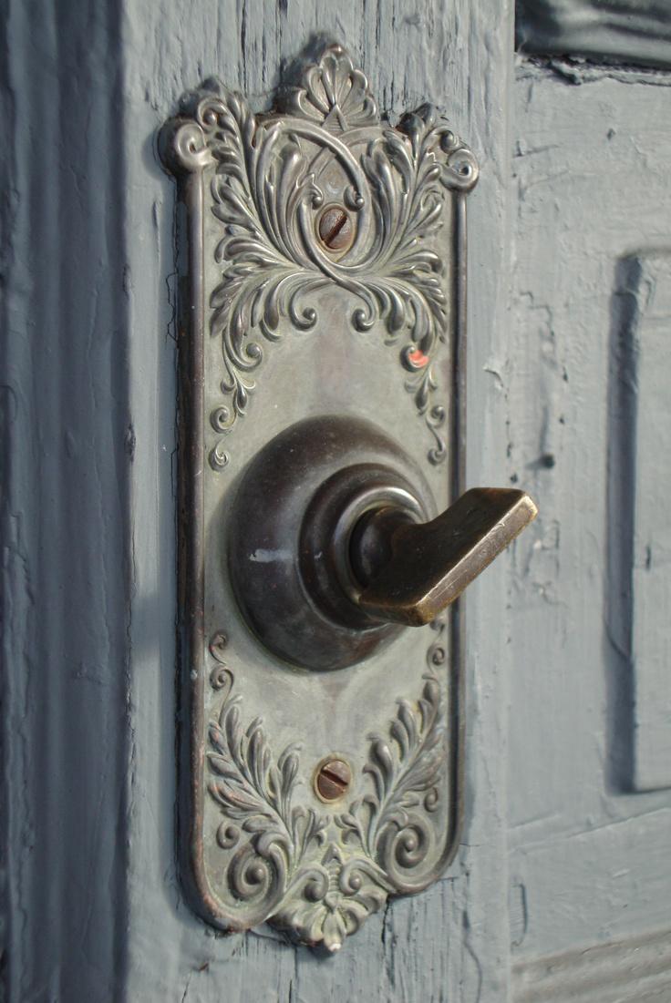 Vintage Door Lock
