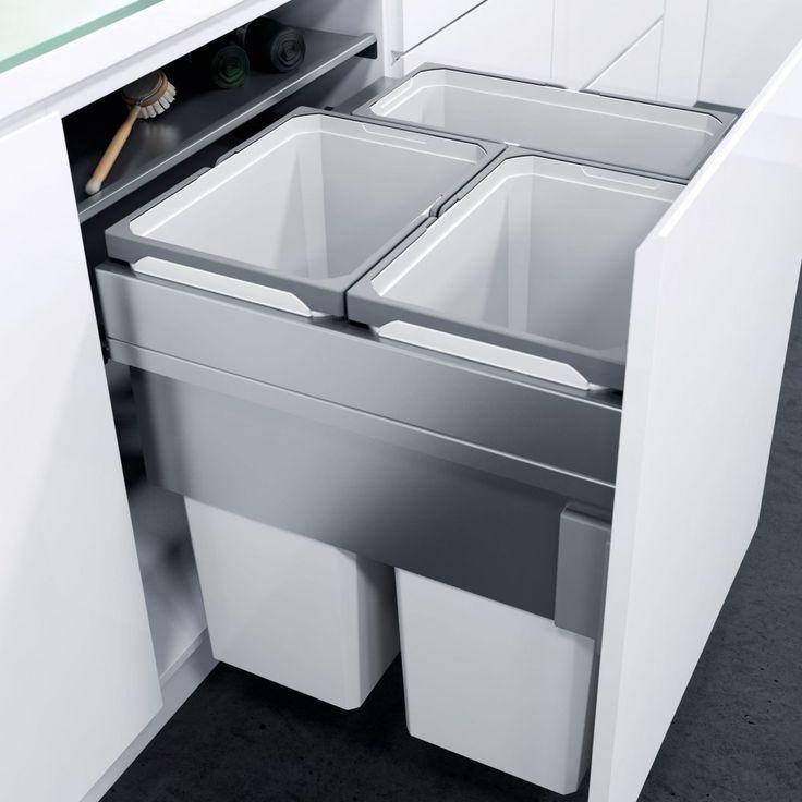 Vauth-Sagel Bin - In-Cupboard Recycler 85L - Binopolis