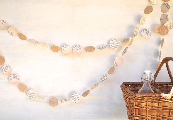 Perfect for a baby shower, engagement or wedding, or just for decoration.  I hate throwing anything away! I reuse, recycle, repurpose