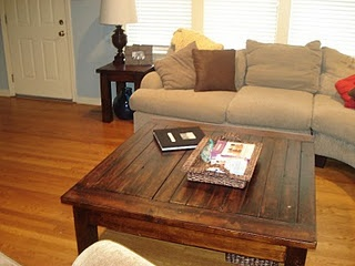 a touch of arkansas big coffee table u0026 end tables
