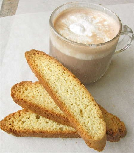 Comfort and joy: vanilla biscotti, hot cocoa, and a day of rest. | King Arthur Flour – Baking Banter
