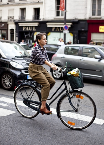 khakis and tartan: Biker Style, Bicycle Bliss, Pure Whip, Ahhh, Bicycle Ideas, Bike Style, Bicycle