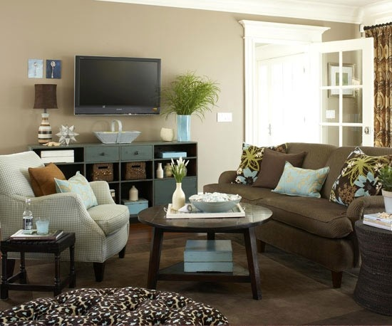 This Is Awesome Brown Couch White Slip Covered Chair