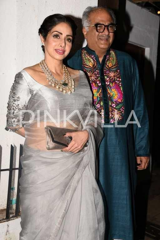 Diwali 2017: Sridevi and Boney Kapoor's daughters Jhanvi Kapoor and Khushi Kapoor are their fashionable best   PINKVILLA