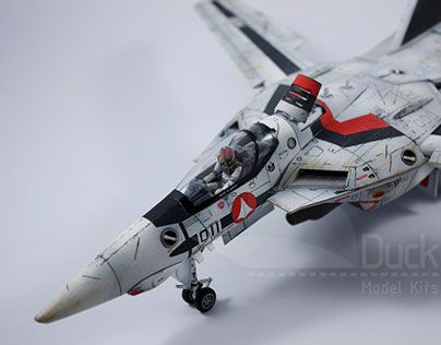 "Check out new work on my @Behance portfolio: ""VF-1A Hasegawa 1/48"" http://be.net/gallery/47651963/VF-1A-Hasegawa-148"