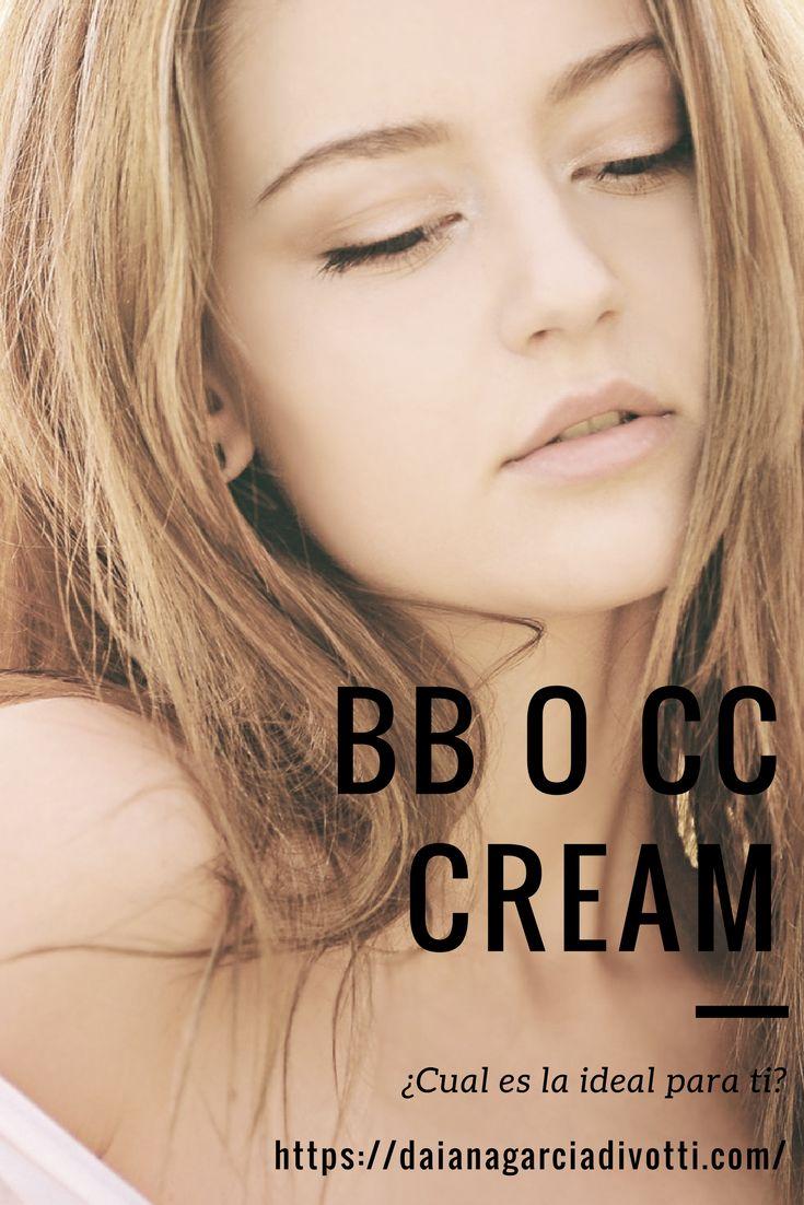 ¿Que diferencia hay entre la BB Cream y la CC Cream?
