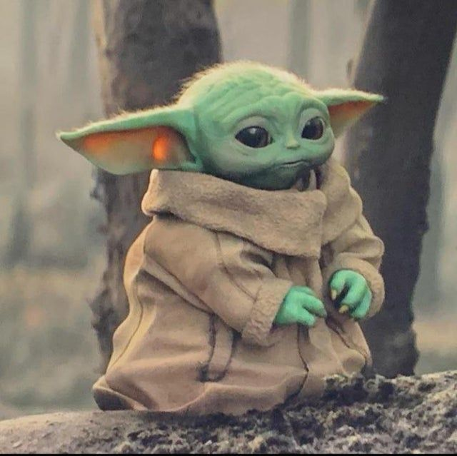 Day 150 Without Seeing Baby Yoda Even Normal Yoda Is Starting To Look Cute To Me Babyyoda Yoda Images Yoda Wallpaper Star Wars Baby