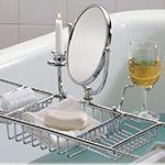 Ultimate Bathtub Caddy @ Sharper Image