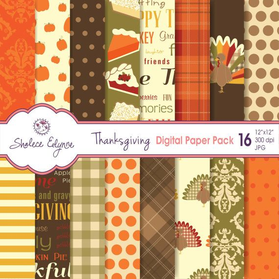 Thanksgiving Scrapbook Paper Free The 57 Best Images About Pie On
