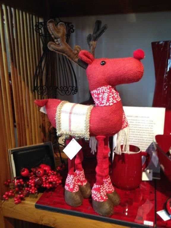 Christmas reindeer to brighten your Christmas decor