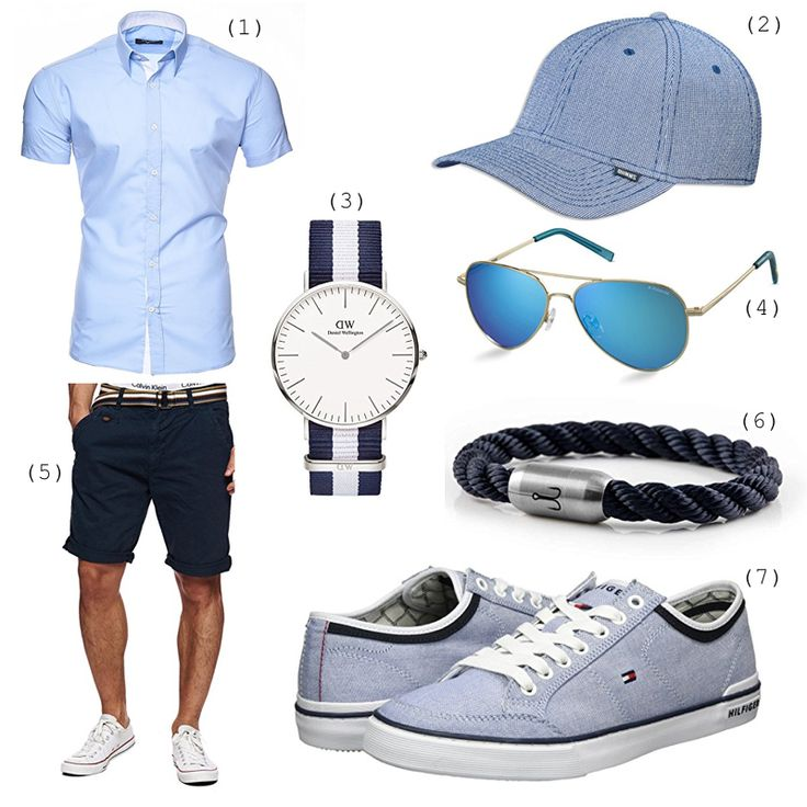 Outfit für Frühling und Sommer – smartlookz.com – Dominik Gumpl