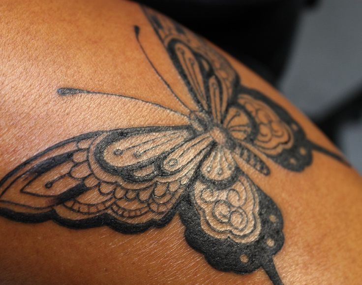 Butterfly tattoo meaning | Tattoo meaning