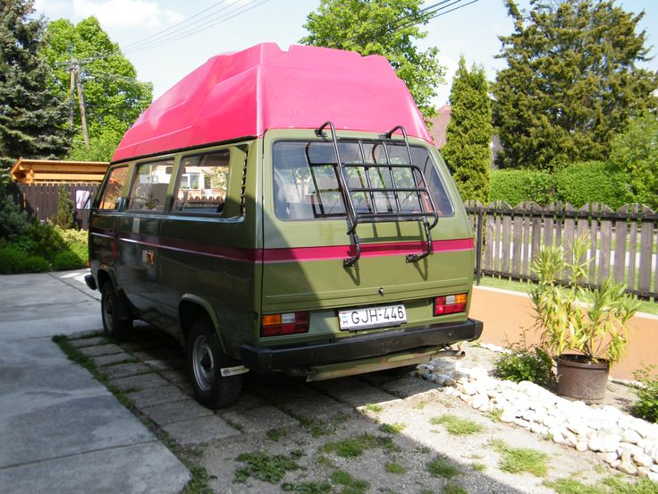 Vw T3 1980' for Sale before renovation (are in working order...without Furniture) original 118tkm - kamiel54@gmail.com