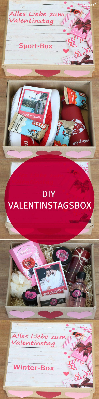 Valentinstag Geschenke in der Box - Zum Valentinstag verdient Dein Schatz mehr als nur ein 0815-Geschenk!  Unsere Geschenke-Box zum Tag der Liebenden ist kreativ, persönlich und enthält alles, was Deinen Lieblingsmenschen zum Strahlen bringt. Was da reingehört, verraten wir Dir im mydays Magazin. VALENTINSTAG | geschenke
