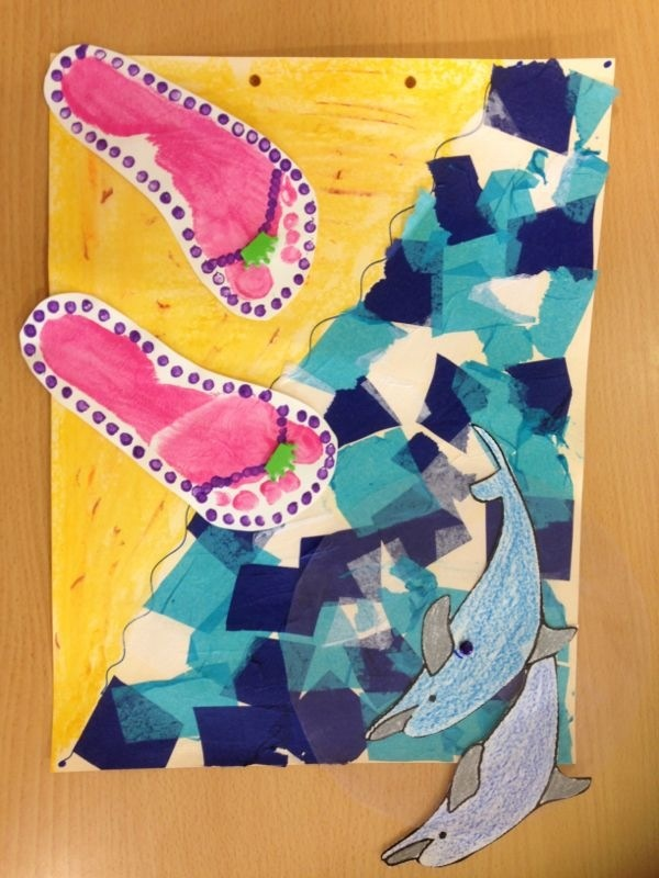 Great footprint/texture activity