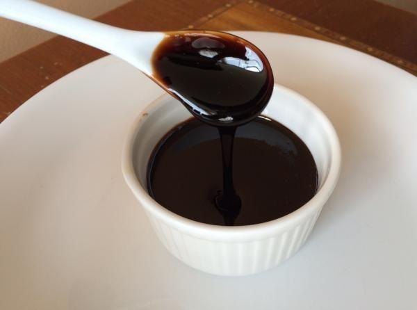 Receta de Reducción de vinagre balsámico