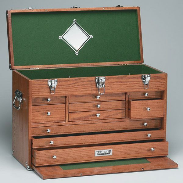 Gerstner Tool Chest Plans - Downloadable Free Plans