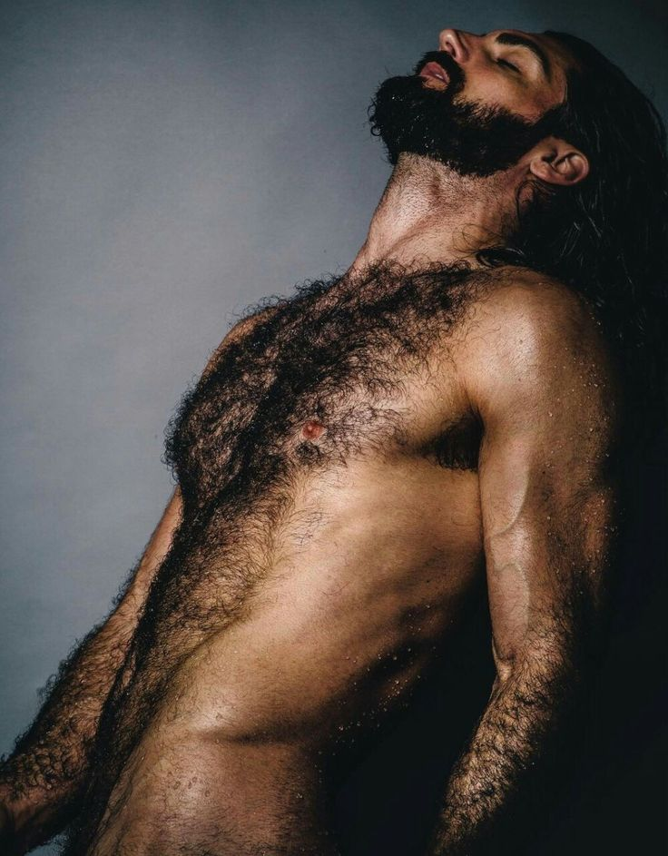 hairy back gay