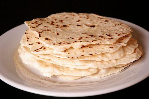 Easy Homemade Tortillas Recipe