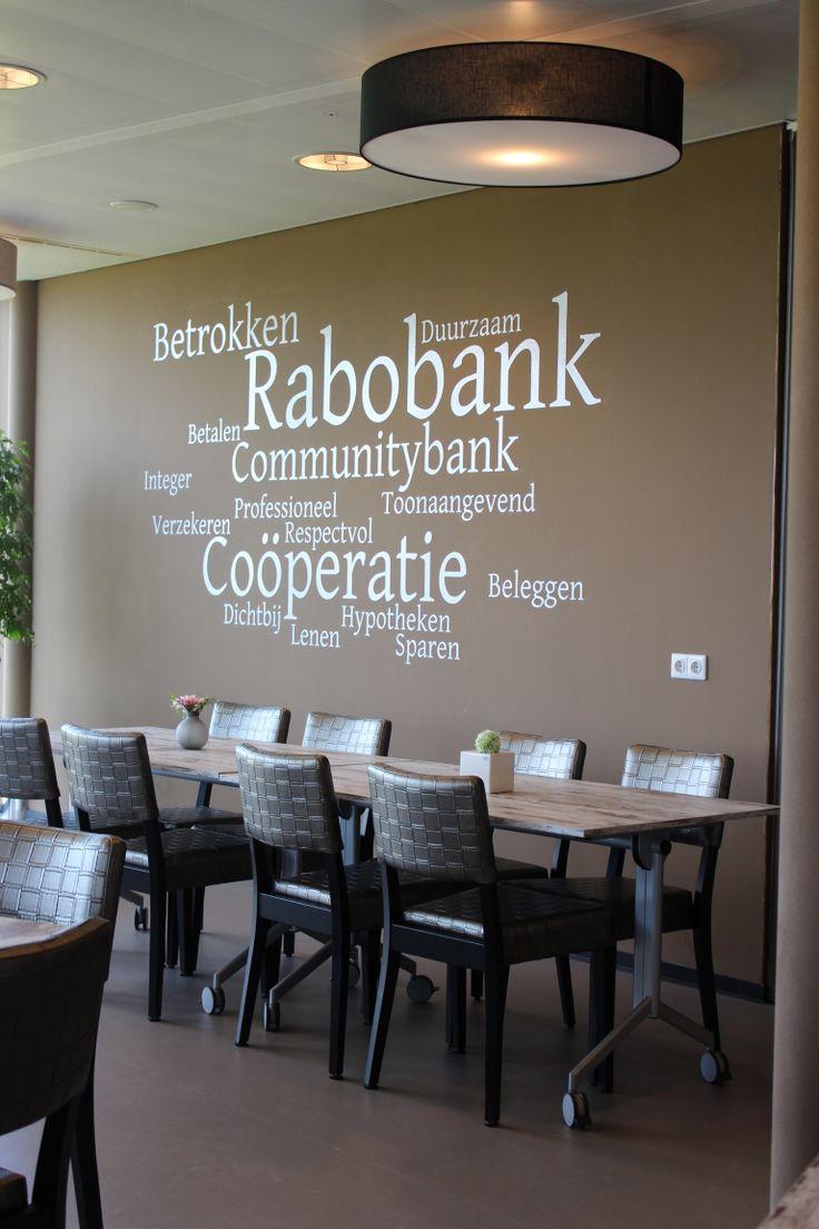 Rabobank Oss restaurant