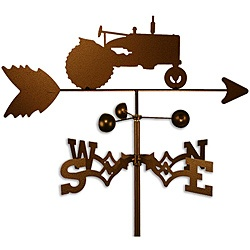 Handmade Farmall International Tractor Weathervane $52.09