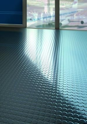 Remp Rubber Flooring - Rubber flooring tiles, mats, rolls and sheets. The wide range of floor covering of Remp Rubber Flooring - Studway