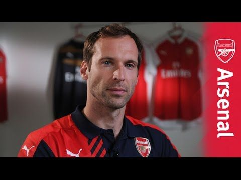 Petr Cech's first Arsenal interview  It's official, Petr Cech has agreed to join Arsenal! Watch the former Chelsea goalkeeper's first interview as an Arsenal player.  To watch the full video, head to Arsenal Player: arsn.al/4t7k1P   For more match action, highlights and...