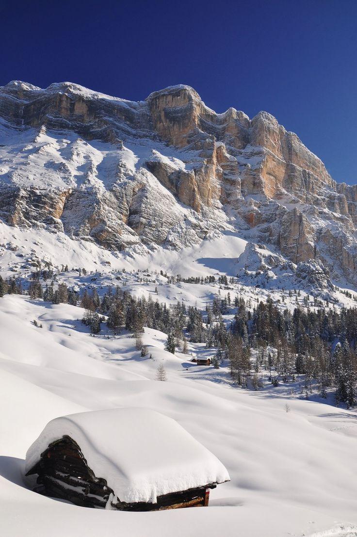 Sass dla Crusc - Alta Badia - Dolomiti Itsly province of South Tyrol , Trentino-Alto Adige