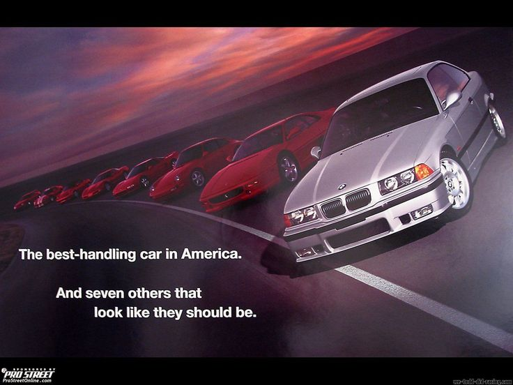 28 Best Vintage Bmw Adverts Images On Pinterest Bmw Cars Car