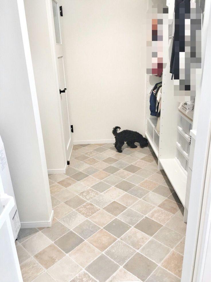クッションフロア 洗面所 床材 キッチンフロア フロア
