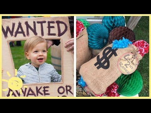 DIY | Lincoln's TWO!! - YouTube