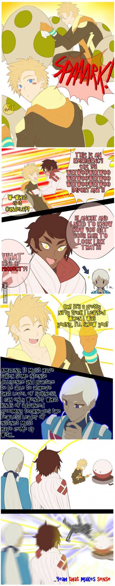 "Instinct XD I love when the teams get along instead of some petty Mystic ""Im better than you"" arguement"