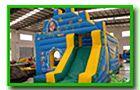 Bugz Playpark Theme: Slide jumping castle