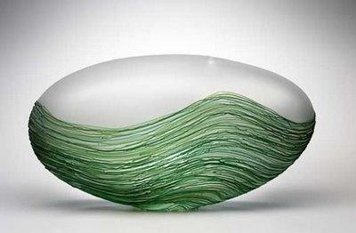 strange fragments: Clare Belfrage at Canberra Glassworks