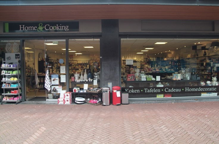 Home & Cooking in winkelcentrum Zwolle-Zuid