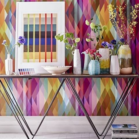Prism Wallpaper By Cole Son In Australia Removablewallpaper