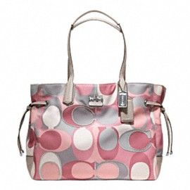 Not usually a coach purse person, but this one is cute