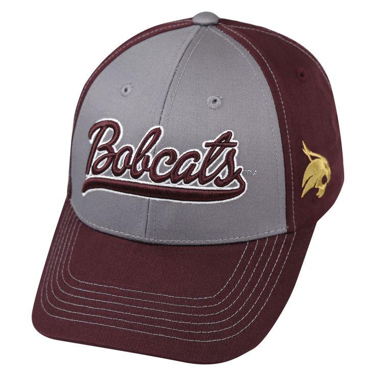 NCAA Texas State Bobcats Baseball Hat, Men's