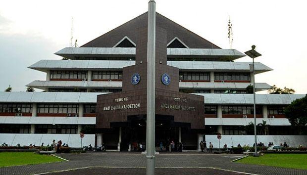Gedung Andi Hakim Nasution, IPB, Bogor, Jawa Barat