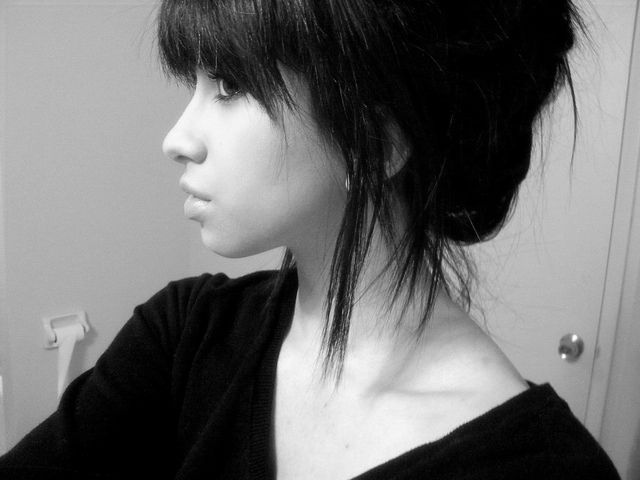 straight across bangs by pambeezy, via Flickr