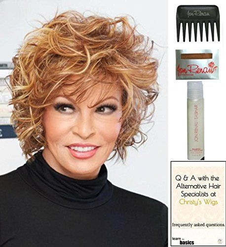 Chic Alert Wig by Raquel Welch 15 Page Christys Wigs Q  A Booklet 2oz Travel Size Wig Shampoo Wig Cap  Wide Tooth Comb COLOR SELECTED RL2925 *** Find out more about the great product at the image link.Note:It is affiliate link to Amazon.