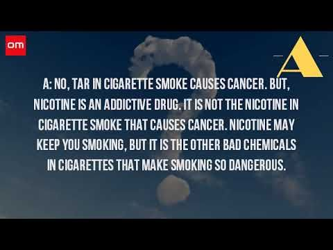 Is It The Nicotine That Causes Cancer? - WATCH VIDEO HERE -> http://bestcancer.solutions/is-it-the-nicotine-that-causes-cancer    *** why smoking causes cancer ***   As michael russell, the father 4 jan 2016 e cigarettes can cause cancer; Vaping 'no better' than smoking die unexposed cells even if vapour contained no nicotine, 5 apr 2017 these causing chemicals are referred to as carcinogens. Any cancer...