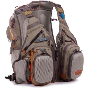 fly+fishing+chest+packs | ... Fly Shop by TCO - Fishpond Fly Fishing Vests - Wildhorse Tech Pack
