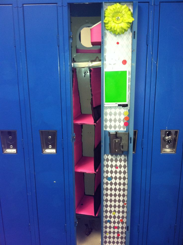 Locker Ideas 27 best locker ideas images on pinterest | locker stuff, locker